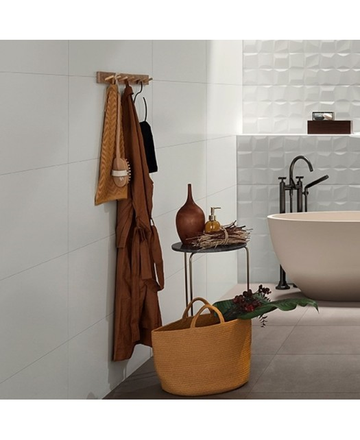 Керамическая плитка Genesis Light Branco brilho (LOVE TILES) Португалия 45х120