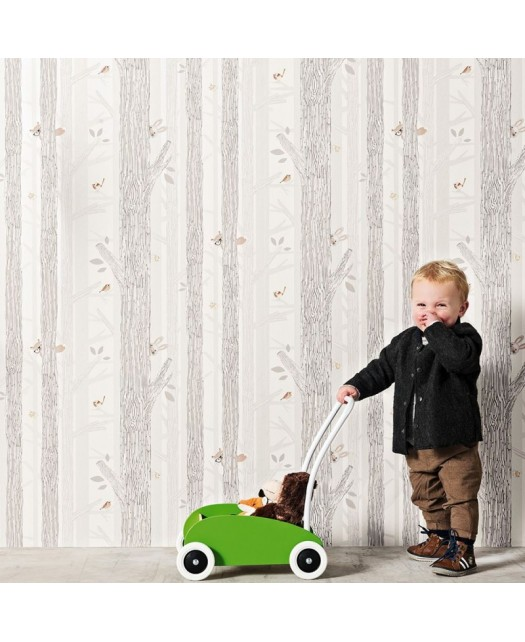 Обои SMALLTALK 219272 (BN WALLCOVERINGS) Нидерланды 10,05х0,52 флизелин