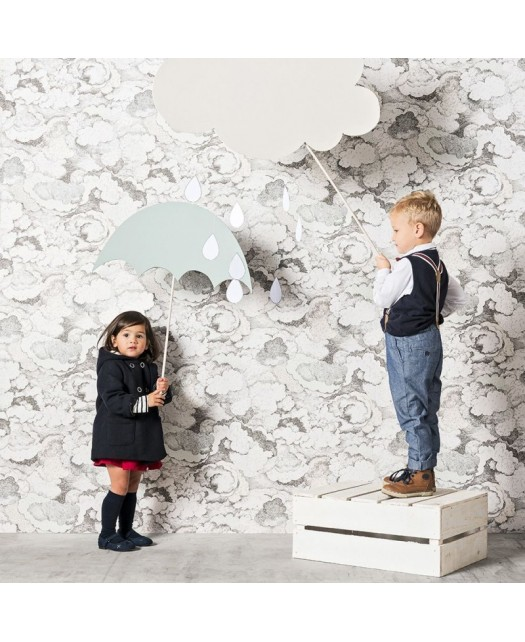 Обои SMALLTALK 219264 (BN WALLCOVERINGS) Нидерланды 10,05х0,52 флизелин